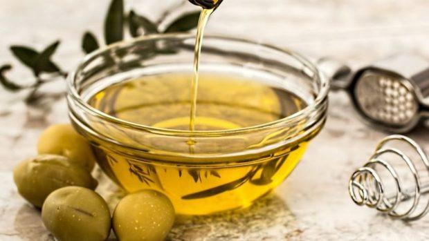 aceite de oliva para Pan sin amasar