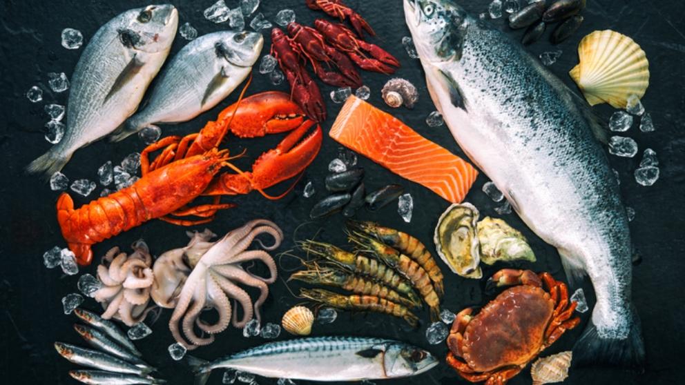 Recetas de pescado para Navidad