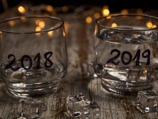 Recetas de cócteles y bebidas para preparar Fin de año 2018 3