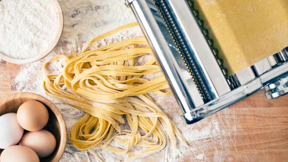 ¿Cómo hacer fideos caseros? 1