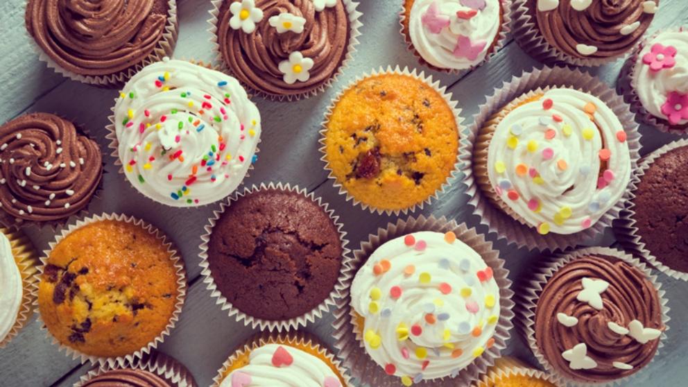 Photo of ¿Cuál es la diferencia entre muffin, cupcake y magdalenas?