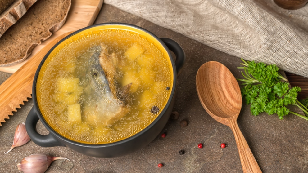 Photo of Receta de Fumet de pescado