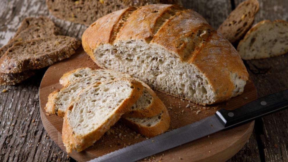 Receta de Pan de mostaza 1
