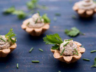 Receta de Paté de nueces y queso azul 20
