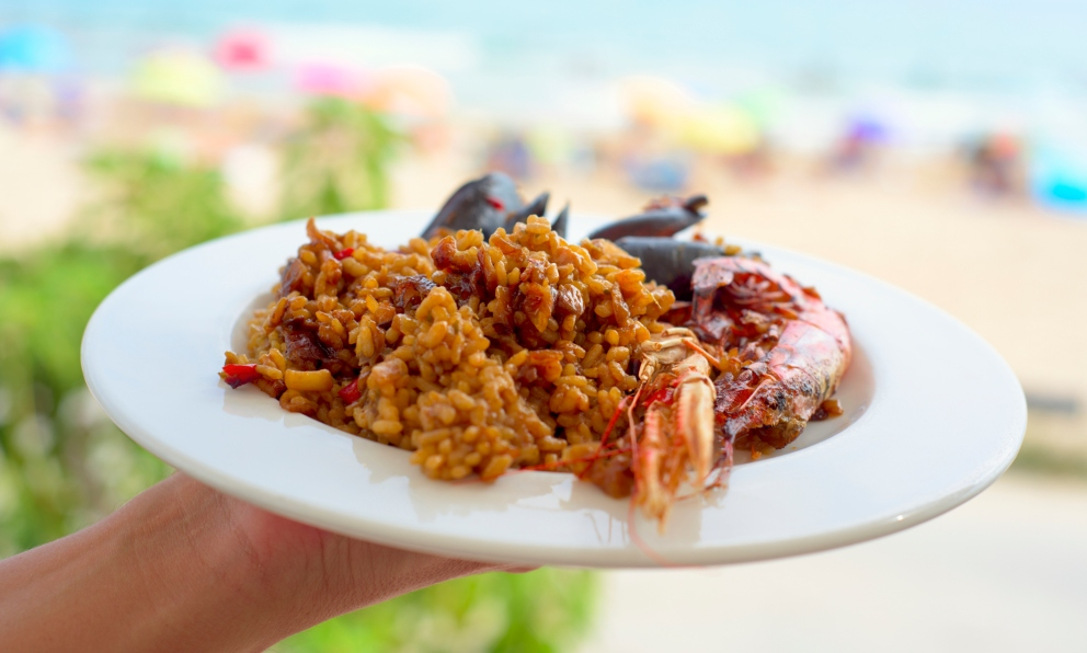Photo of Receta de Arroz con carabineros