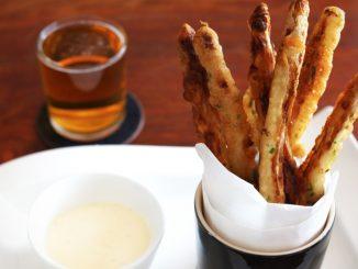 Receta de Espárragos trigueros en tempura 5