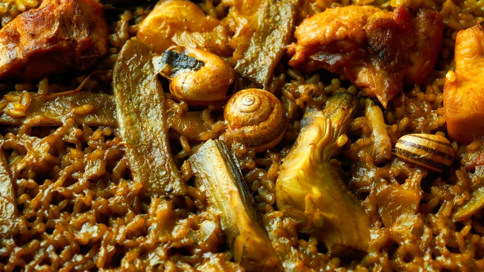 Photo of Receta de Paella de caracoles