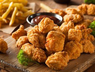 Receta de Palomitas de pollo 5