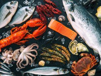 Recetas de pescado para Navidad 2