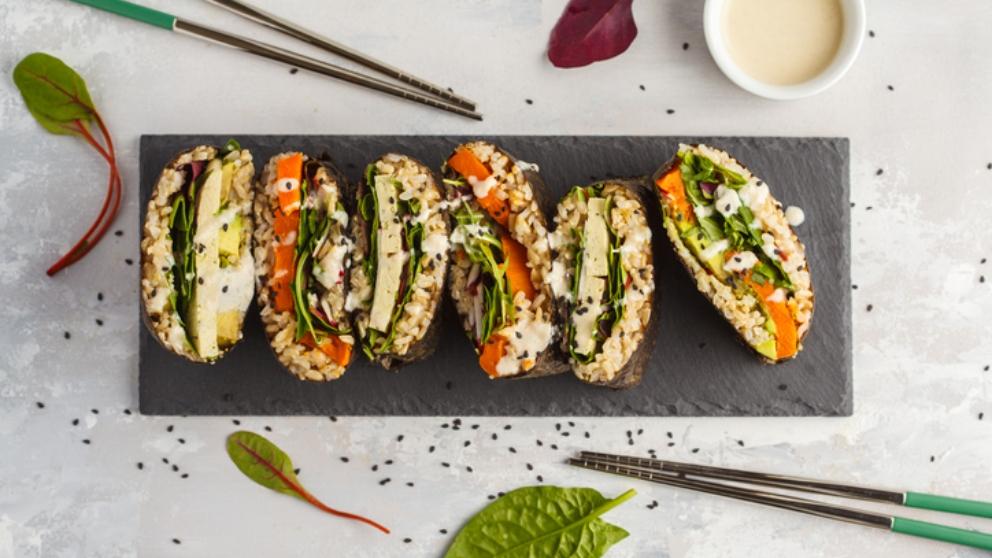 Photo of Recetas vegetarianas para la cena de Nochevieja 2018