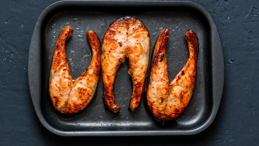 Photo of Receta de Salmón marinado al horno