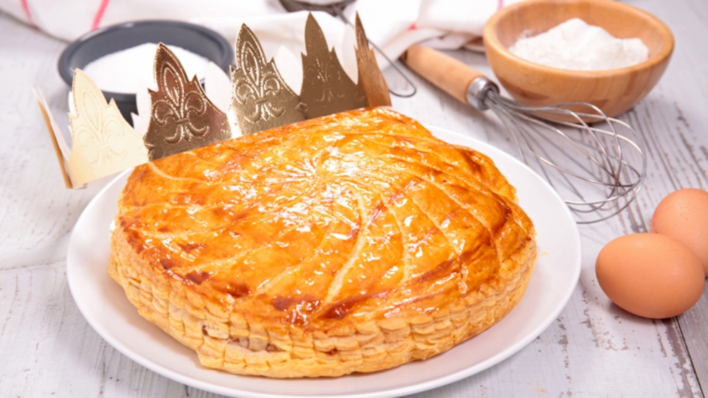 Photo of Receta de Galette de Rois