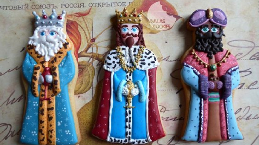 Photo of Receta de Galletas de los Reyes Magos 2019