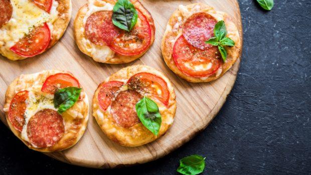 Receta de Palitos de pizza pepperoni 2