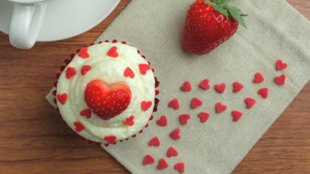 3 recetas de cupcakes para preparar en San Valentín 1