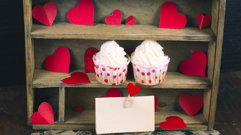 Photo of 3 recetas de cupcakes para preparar en San Valentín