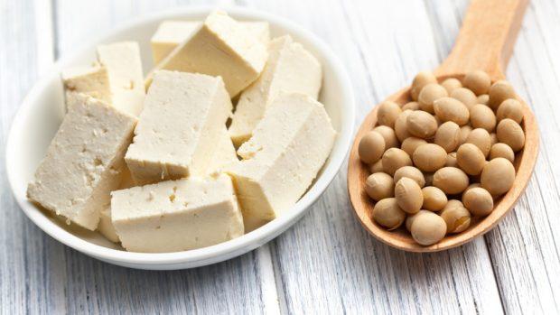 Receta de Arroz con tofu 3