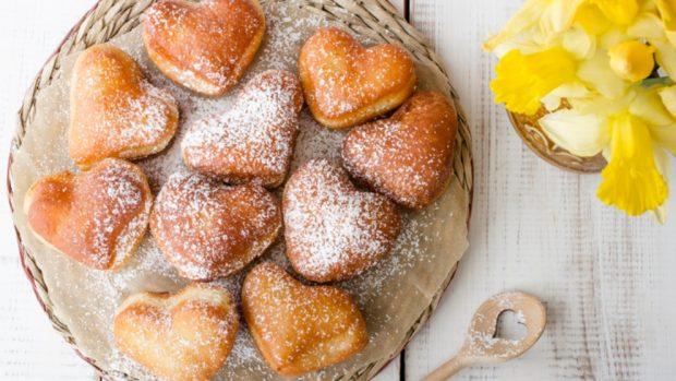 Receta de Bizcocho de donuts 2