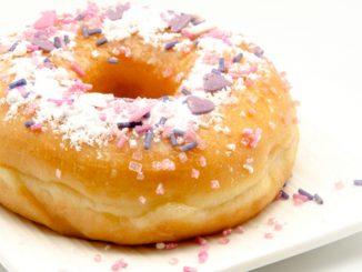 Receta de Bizcocho de donuts 12