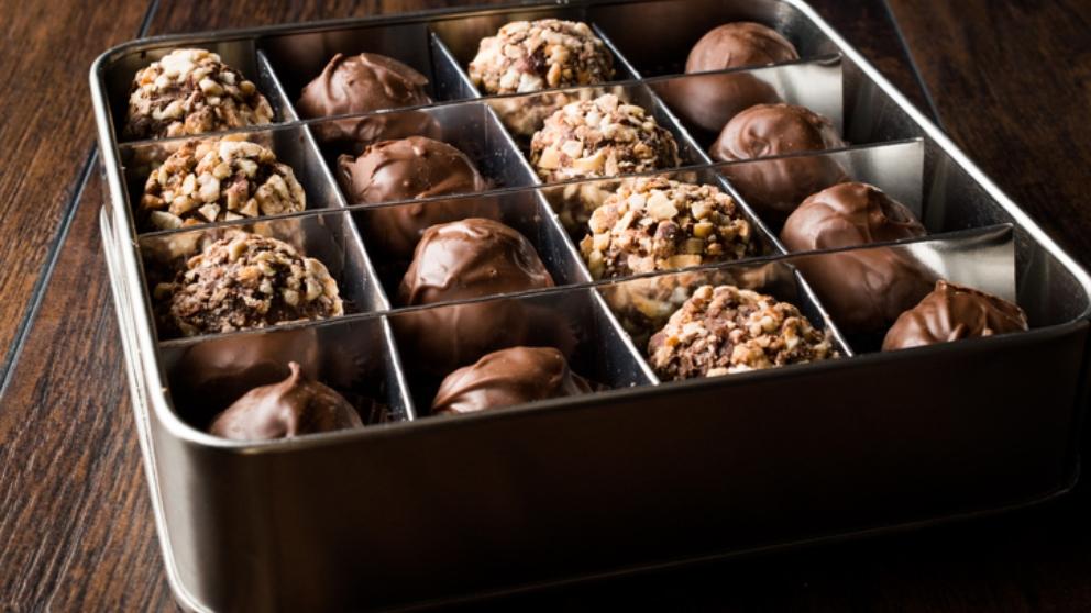 Photo of Receta de Castañas bañadas con chocolate