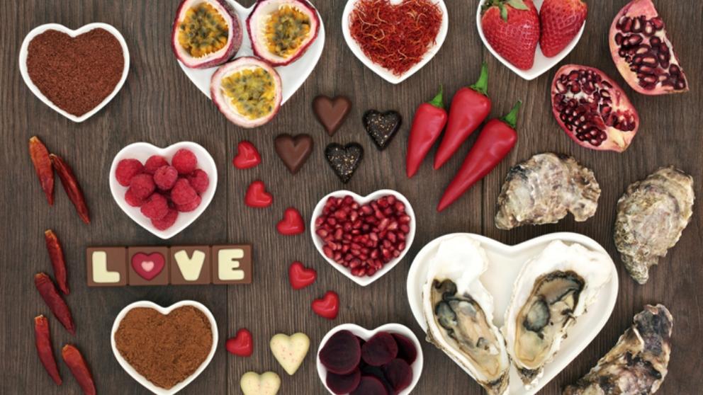 Photo of Receta de afrodisíacos para una cena de San Valentín muy sensual