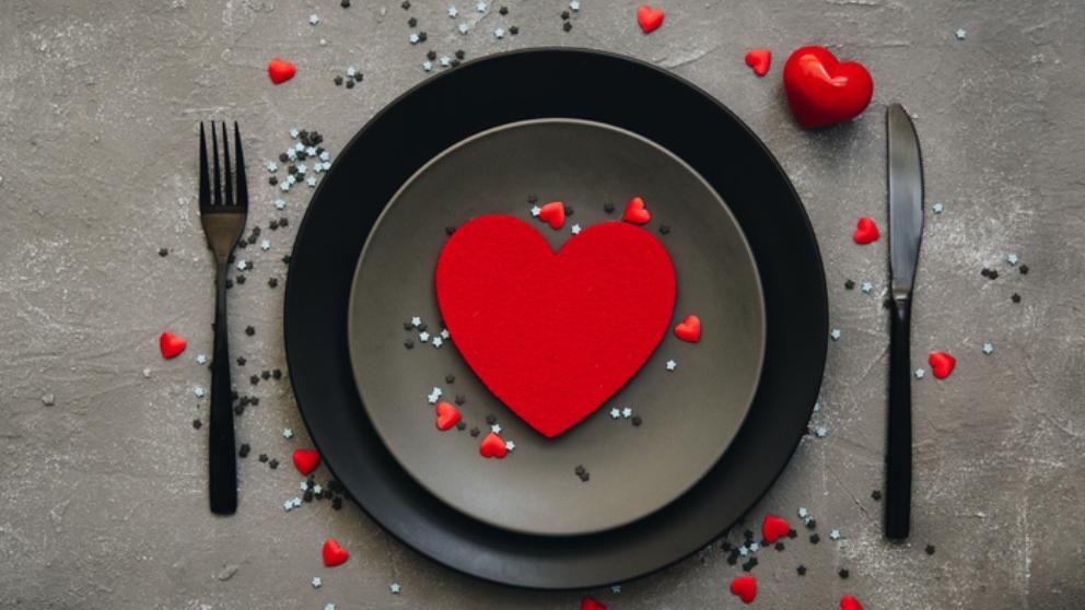 Photo of Recetas veganas para una cena romántica