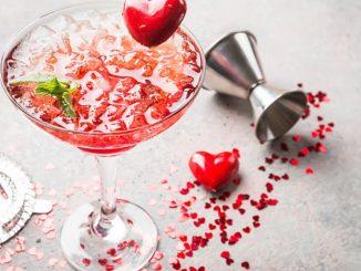 Cócteles de San Valentín para sorprender a tu pareja 1