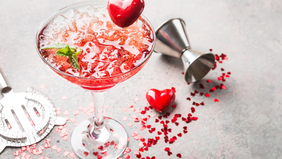 Photo of Cócteles de San Valentín para sorprender a tu pareja