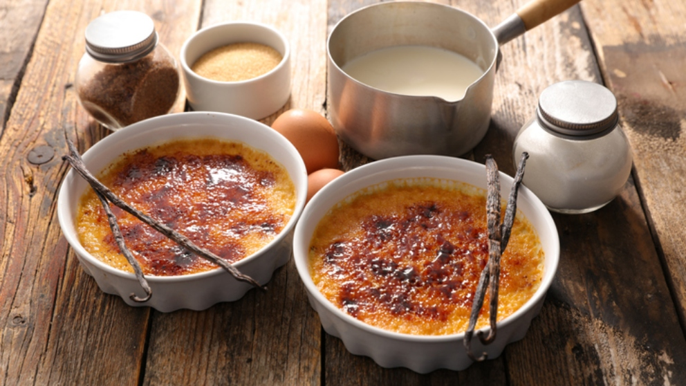 Photo of Receta de Crema catalana de mango