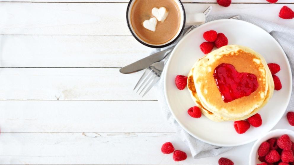 Photo of El mejor desayuno para preparar a tu pareja en San Valentín 2019