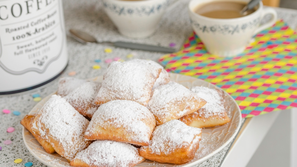 Photo of Receta de Beignets franceses