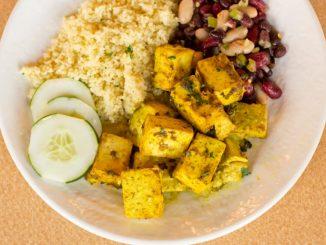 Receta de Ensalada de quinoa y alubias rojas 18