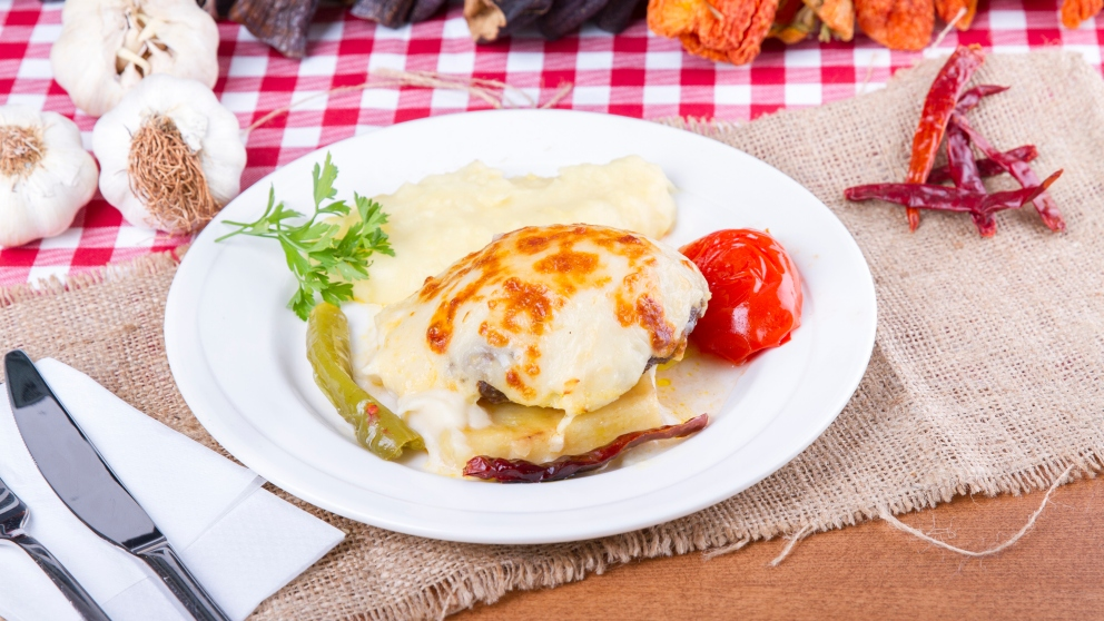 Photo of Receta de Huevos rellenos con bechamel de queso