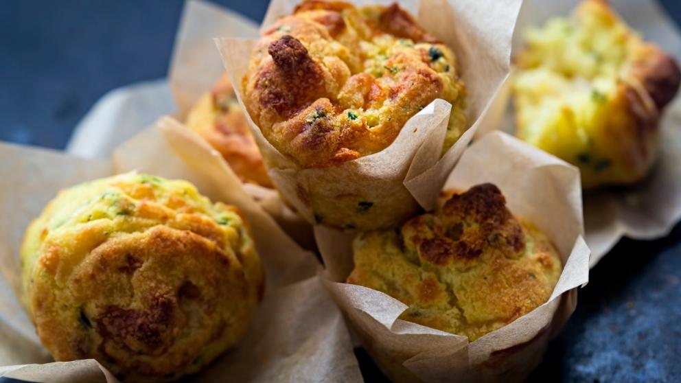 Photo of Receta de Muffins de tortilla