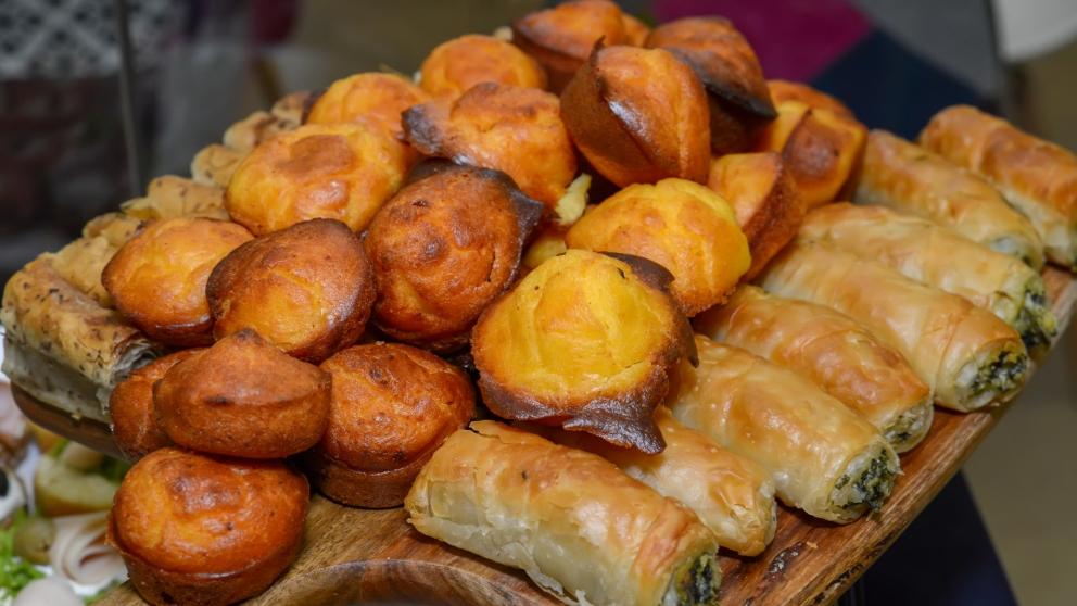 Photo of Receta de Muffins salados de carne