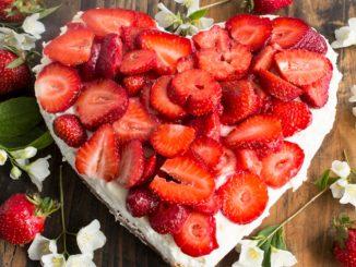 Receta de Tarta de San Valentín 2019 22
