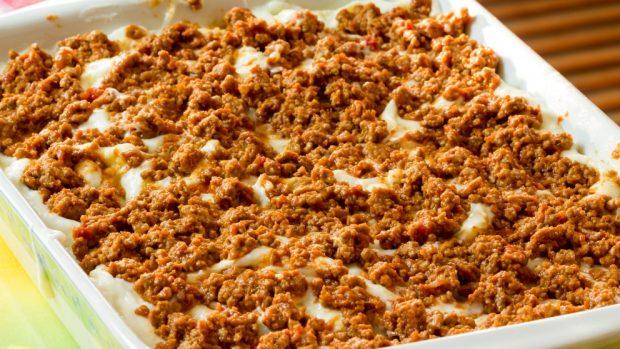 lasaña sin gluten