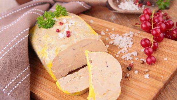 Receta de pechugas de pollo con foie 3