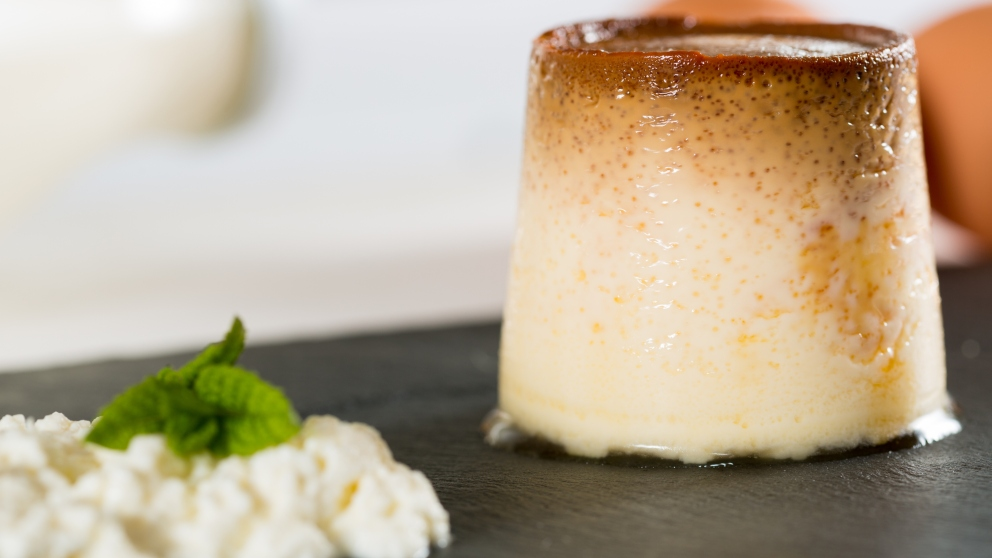 Photo of Flan de queso, receta tradicional