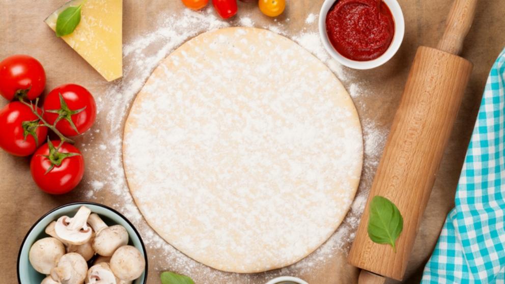 Photo of Receta de Masa de pizza casera