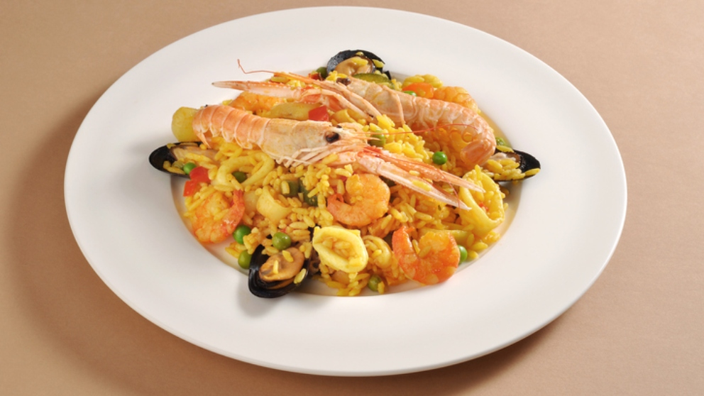 Photo of Receta tradicional de paella de marisco