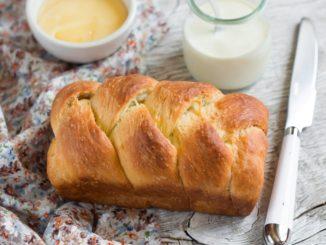 Receta de pan de leche: especial para niños 1