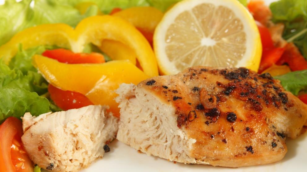 Photo of Receta de Pollo al limón