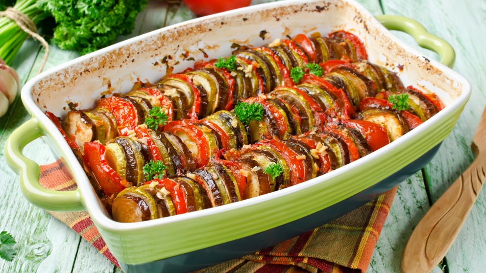 Photo of Receta de Ratatouille