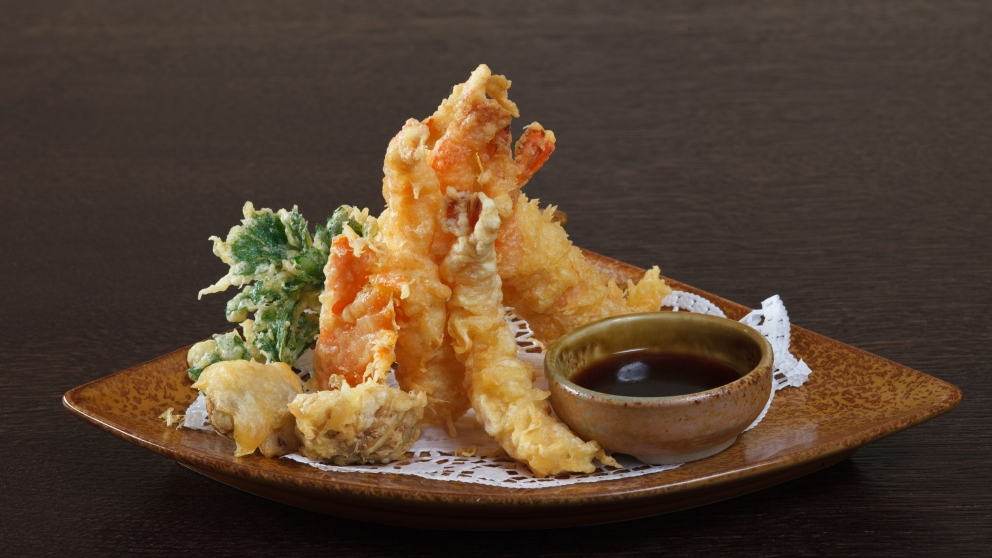Photo of Receta de Tempura de verduras y gambas