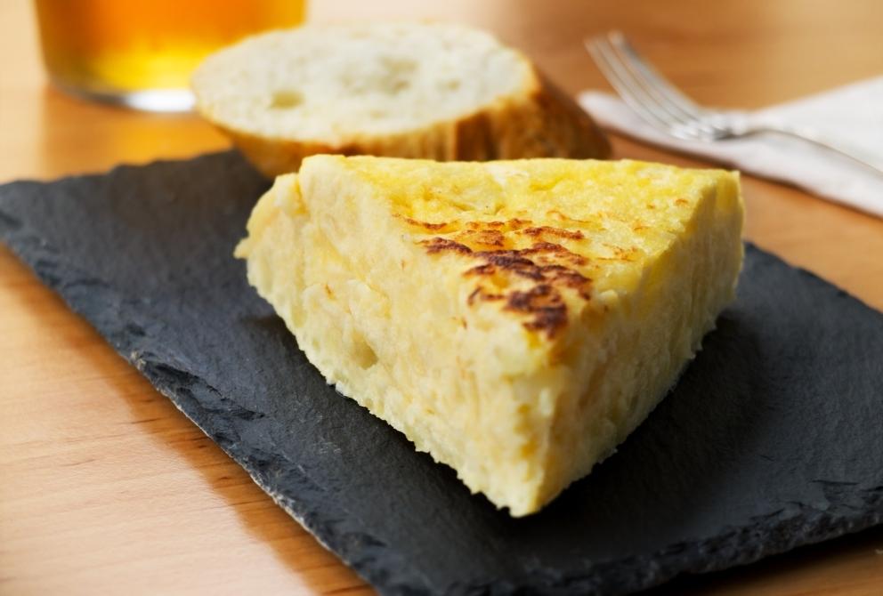 Photo of Receta de Tortilla de patata expréss