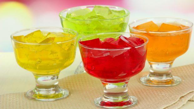 Receta de Gominolas de fresa sin gluten 1