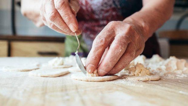 Albóndigas de masa caseras sin gluten
