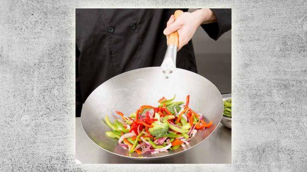 Receta de Rollitos de cerdo con verduras y setas shiitake con salsa dulce de soja y miel 2