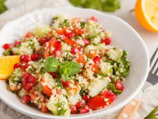 Receta de Cuscús de verduras aromatizado sin gluten 1